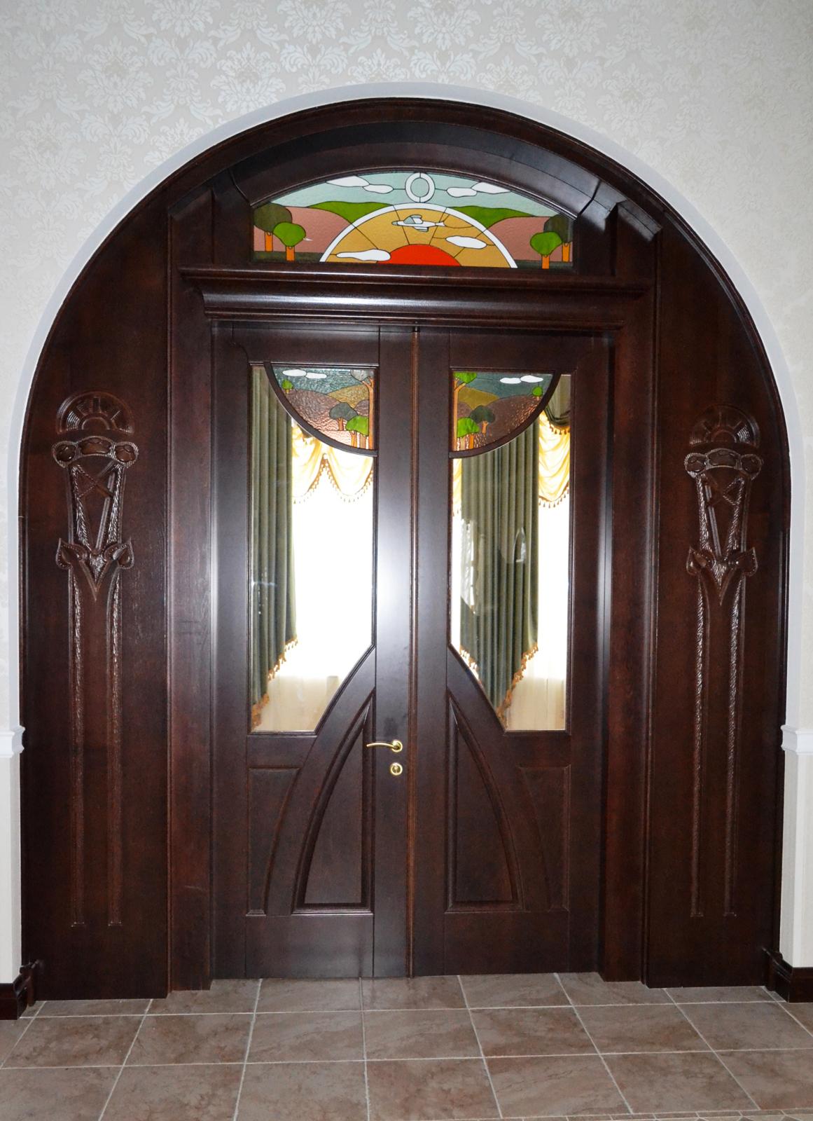 в квартиру две входные двери
